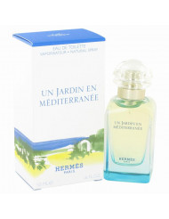 Un Jardin En Mediterranee by Hermes,Eau De Toilette Spray 1.7 oz, For Women