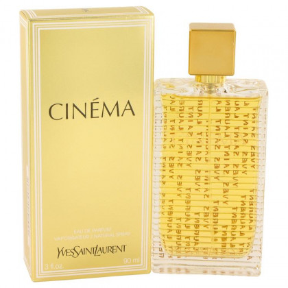 Cinema Perfume by Yves Saint Laurent, 3 oz Eau De Parfum Spray