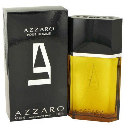 Azzaro Cologne by Azzaro, 3.4 oz Eau De Toilette Spray