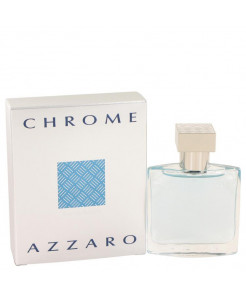 Chrome Cologne by Azzaro, 1 oz Eau De Toilette Spray