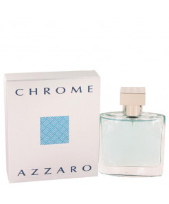 Chrome Cologne by Azzaro, 1.7 oz Eau De Toilette Spray