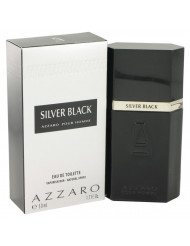 Silver Black Cologne by Azzaro, 1.7 oz Eau De Toilette Spray