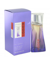 Pure Purple Perfume by Hugo Boss, 1.7 oz Eau De Parfum Spray