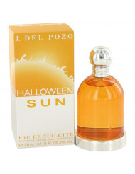Halloween Sun Perfume by Jesus Del Pozo, 3.4 oz Eau De Toilette Spray