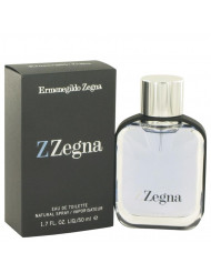Z Zegna Cologne By Ermenegildo Zegna Eau De Toilette Spray For Men 1.7 oz