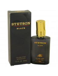 Stetson Black Cologne by Coty, 1.5 oz Cologne Spray