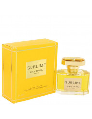 Sublime Perfume by Jean Patou, 1.7 oz Eau De Toilette Spray