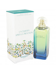 Un Jardin Apres La Mousson Perfume by Hermes, 3.4 oz Eau De Toilette Spray
