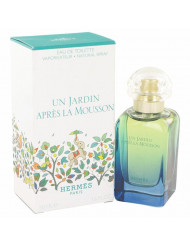 Un Jardin Apres La Mousson Perfume by Hermes, 1.7 oz Eau De Toilette Spray