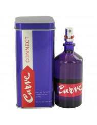 Curve Connect Perfume by Liz Claiborne, 3.4 oz Eau De Toilette Spray