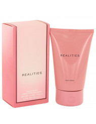 Realities (New) Perfume by Liz Claiborne, 4.2 oz Hand Cream