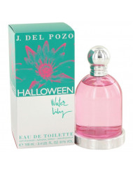 Halloween Water Lilly Perfume by Jesus Del Pozo, 3.4 oz Eau De Toilette Spray