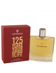 Victorinox 125 Years Cologne, 3.4 oz Eau De Toilette Spray (Limited Edition)