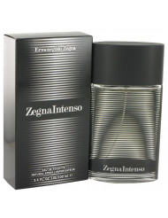 Zegna Intenso Cologne by Ermenegildo Zegna, 3.4 oz Eau De Toilette Spray
