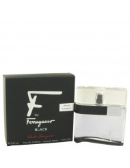 F Black Cologne by Salvatore Ferragamo, 3.4 oz Eau De Toilette Spray