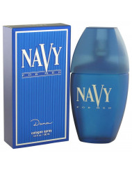 Navy Cologne by Dana, 3.4 oz Cologne Spray