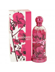 Halloween Kiss Sexy Perfume by Jesus Del Pozo, 3.4 oz Eau De Toilette Spray