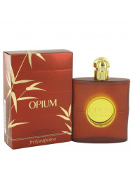 Opium Perfume by Yves Saint Laurent, 3 oz Eau De Toilette Spray (New Packaging)
