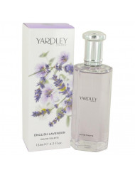 English Lavender Perfume by Yardley London, 4.2 oz Eau De Toilette Spray (Unisex)