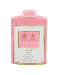 English Rose Yardley Perfume by Yardley London, 7 oz Talc