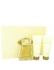 Gift Set - 3.4 oz Eau De Parfum Spray + 3.4 oz Body Lotion + 3.4 oz Shower Gel