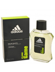 Adidas Pure Game Cologne by Adidas, 3.4 oz Eau De Toilette Spray