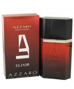 Azzaro Elixir Cologne by Azzaro, 3.4 oz Eau De Toilette Spray