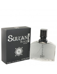 Sultan Black Cologne by Jeanne Arthes, 3.3 oz Eau De Toilette Spray