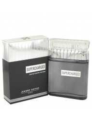 Supercharged Cologne by Jeanne Arthes, 3.3 oz Eau De Toilette Spray