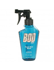 Bod Man Fresh Blue Musk Cologne by Parfums De Coeur, 8 oz Body Spray