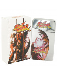 Street Fighter Cologne by Capcom, 3.4 oz Eau De Toilette Spray