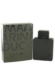Mandarina Duck Black Cologne by Mandarina Duck, 3.4 oz Eau De Toilette Spray