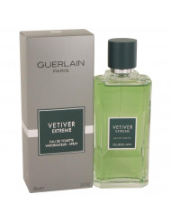 Vetiver Extreme Cologne by Guerlain, 3.4 oz Eau De Toilette Spray