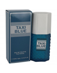 Taxi Blue Cologne By Cofinluxe Eau De Toilette Spray For Men 3.4 oz