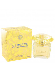 Versace Yellow Diamond Perfume by Versace, 3 oz Eau De Toilette Spray
