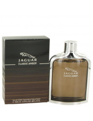 Jaguar Classic Amber Cologne by Jaguar, 3.4 oz Eau De Toilette Spray