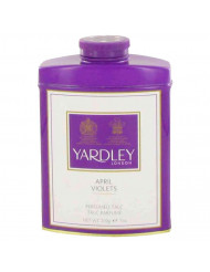 April Violets Perfume by Yardley London, 7 oz Talc