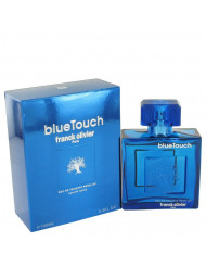 Blue Touch Cologne by Franck Olivier, 3.4 oz Eau De Toilette Spray