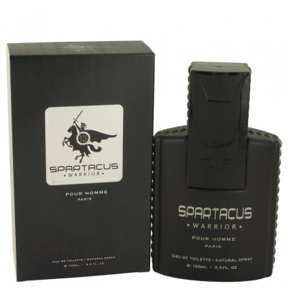 Spartacus Warrior Cologne by Yzy Perfume, 3.3 oz Eau De Toilette Spray