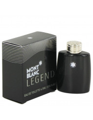 Montblanc Legend Cologne by Mont Blanc, 0.15 oz Mini EDT