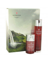 Gift Set -- 3.4 oz Eau De Toilette Spray + 2.5 oz Deodorant Stick