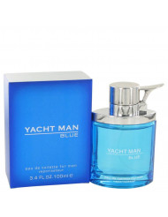 Yacht Man Blue Cologne by Myrurgia, 3.4 oz Eau De Toilette Spray