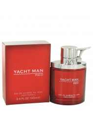 Yacht Man Red Cologne by Myrurgia, 3.4 oz Eau De Toilette Spray