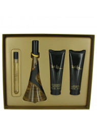 Gift Set -- 3.4 oz Eau De Parfum Spray + 3 oz Body Lotion + 3 oz Shower Gel + .34 oz Mini EDP Spray