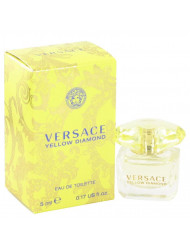 Versace Yellow Diamond Perfume by Versace, 0.17 oz Mini EDT
