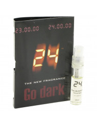 24 Go Dark The Fragrance Cologne by Scentstory, 0.04 oz Vial (sample)