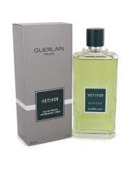 Vetiver Guerlain Cologne by Guerlain, 6.8 oz Eau De Toilette Spray