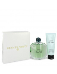 Gift Set -- 3.4 oz Eau De Parfum Spray + 2.5 oz Body Lotion