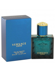 Versace Eros Cologne by Versace, 1 oz Eau De Toilette Spray