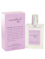 Unconditional Love Perfume By Philosophy Eau De Toilette Spray For Women 2 oz